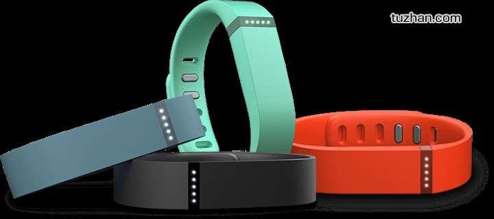 Fitbit flex Wireless运动睡眠记录腕带